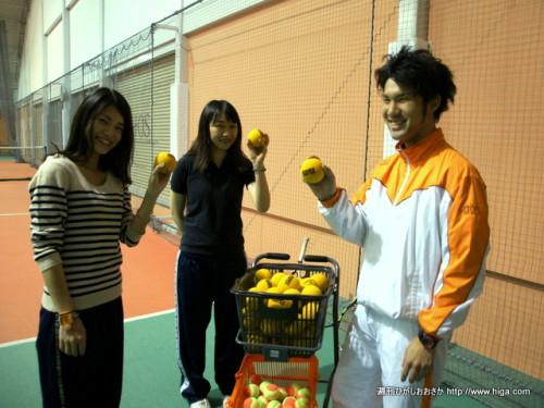 爽やかな鈴木コーチが指導してくださいました