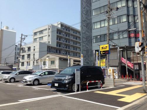 2013年8月11日の東大阪クイズ ここどこかわかりますか?