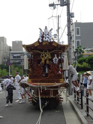 吉田春日神社の夏祭りです!! @series21_kips