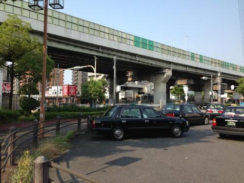 2013年8月17日の東大阪クイズ ここどこかわかりますか?