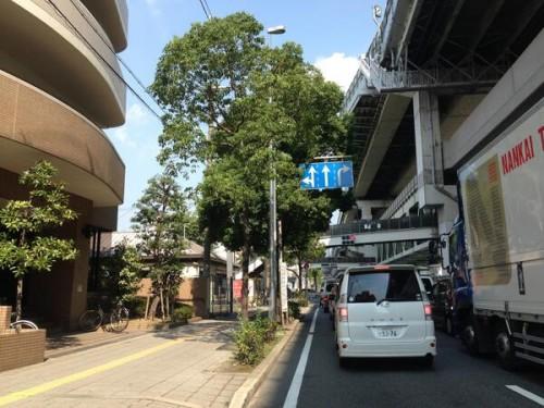2013年8月12日の東大阪クイズ ここどこかわかりますか?