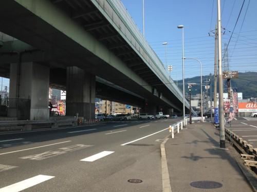 2013年8月13日の東大阪クイズ ここどこかわかりますか?