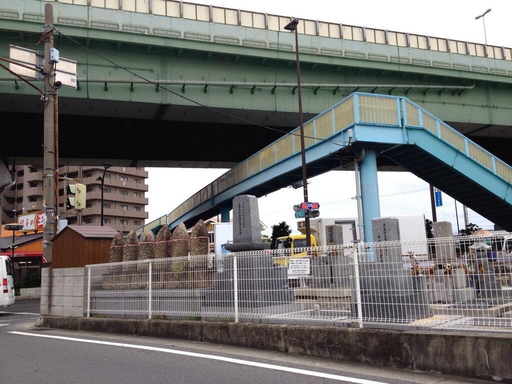 2013年8月26日の東大阪クイズ ここどこかわかりますか?