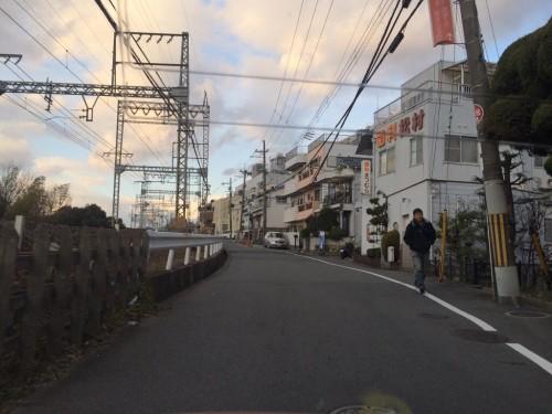 2013年12月29日の東大阪クイズ ここどこかわかりますか?
