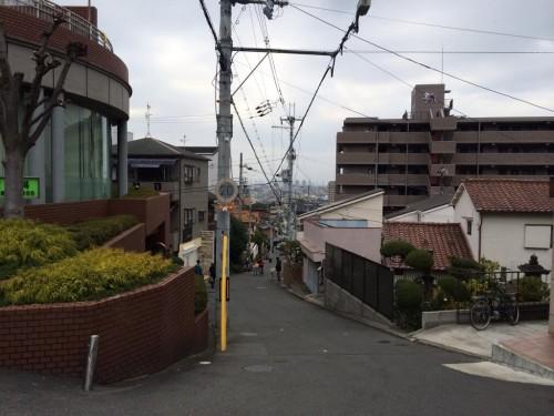 2014年1月8日の東大阪クイズ ここどこかわかりますか?