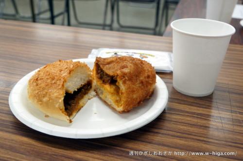 東大阪カレーパン会のフィリングが誕生!