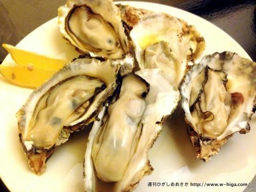 広島呉産牡蠣 1個180円 加熱限定