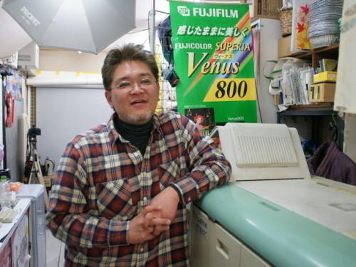 店長の竹原さんは、昔喫茶店をされていたそう
