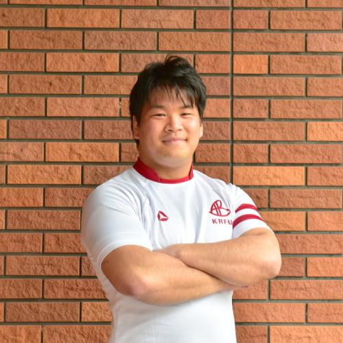 田淵慎理キャプテンの笑顔は、NZUにも負けない