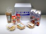 東大阪の名品をギュッと詰めて特製ギフトボックスで!
