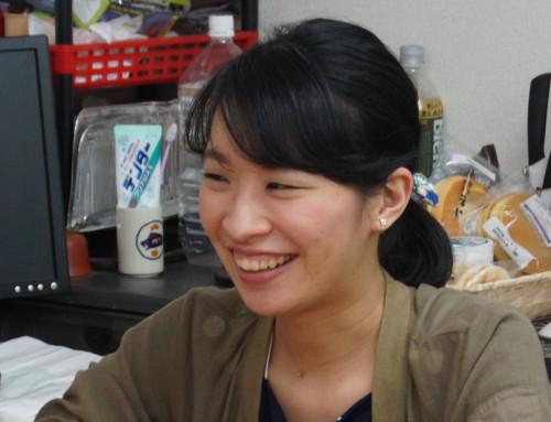 日夏早紀さん。愛知県出身大阪市在住。サラリーマンをされています。