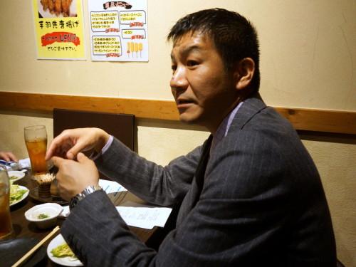 バナナキャリア元代表取締役で、摂南大学キャリア教育担当の水野さん。1973年生まれ。