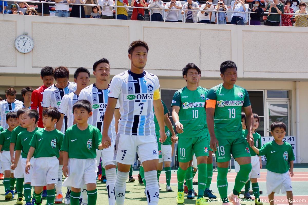 FC大阪 天皇杯1回戦はMIOびわこ滋賀と対戦し2得点で快勝! 2回戦は7月3 ...