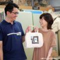 週ひがエコバッグ、東大阪のお店で購入できるようになりました