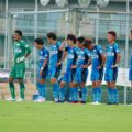 FC大阪、ヴィアティン三重との試合はディフェンスの隙をつかれて2失点 今季リーグ戦初黒星