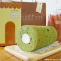 シフォンケーキ専門店「ランコントフ」が新商品を出していた!その名もチムニーシフォン