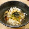 週刊東大阪ラーメンニュース04 塩そば九兵衛が京橋でオープン 和人の茶漬けが人気 他