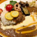 東大阪カレー遺産02 トッピングは必ずすべし。自由自在の「よっちゃんカレー」