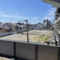 変わる東大阪の街 教育委員会跡(東横イン予定地)01 工事は進められていません