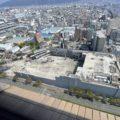 変わる東大阪の街 イオン東大阪店跡編02 元フードコートはもう取り壊されていますたぶん